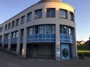 Fusspflege Ledergerber Gebäude